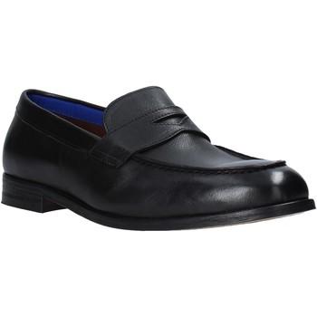 Schuhe Herren Slipper Marco Ferretti 161391MF Schwarz