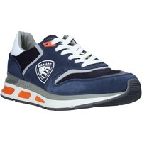 Schuhe Herren Sneaker Low Blauer S0HILO01/CAM Blau