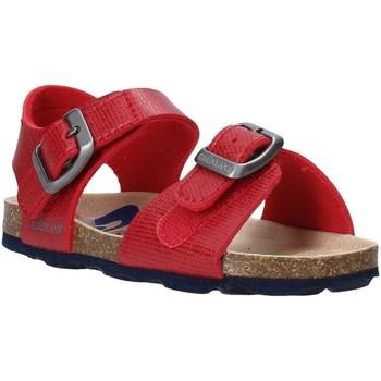 Schuhe Kinder Sandalen / Sandaletten Grunland SB1534 Rot