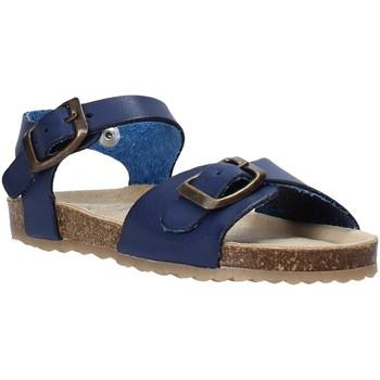 Schuhe Kinder Sandalen / Sandaletten Grunland SB1551 Blau