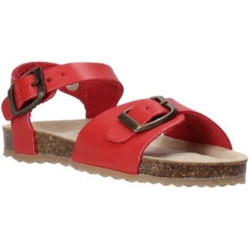 Schuhe Kinder Sandalen / Sandaletten Grunland SB1551 Rot