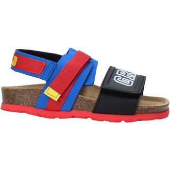 Schuhe Kinder Sandalen / Sandaletten Grunland SB1517 Blau
