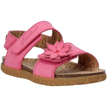 Schuhe Mädchen Sandalen / Sandaletten Grunland SB1564 Rosa