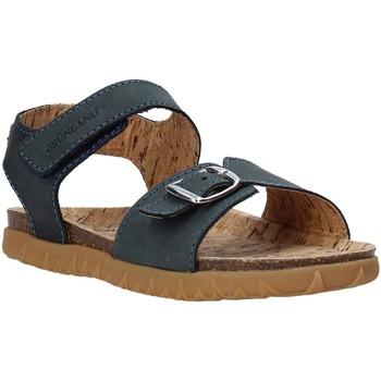 Schuhe Kinder Sandalen / Sandaletten Grunland SB1565 Blau