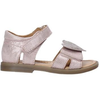 Schuhe Mädchen Sandalen / Sandaletten Grunland PS0064 Rosa