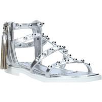 Schuhe Mädchen Sandalen / Sandaletten Joli JT0080S Silber