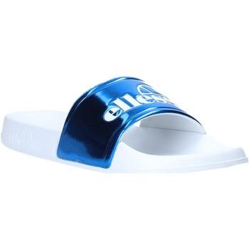 Schuhe Damen Pantoletten Ellesse OS EL01W70417 Blau