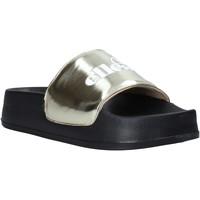 Schuhe Damen Pantoletten Ellesse OS EL01W70419 Gold