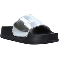 Schuhe Damen Pantoletten Ellesse OS EL01W70419 Silber