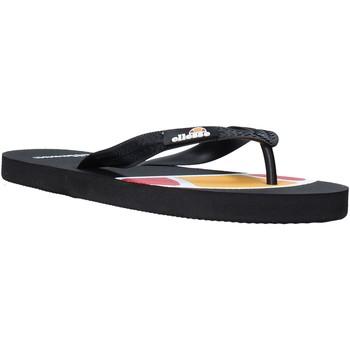 Schuhe Damen Zehensandalen Ellesse OS EL01W70410 Schwarz