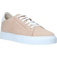 Schuhe Damen Sneaker Low Grunland SC4939 Rosa