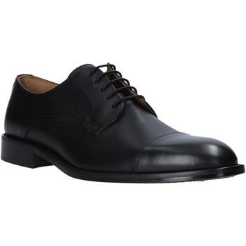 Schuhe Herren Derby-Schuhe Marco Ferretti 113043MF Schwarz