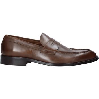 Schuhe Herren Slipper Marco Ferretti 161432MF Braun