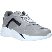 Schuhe Herren Sneaker Low Docksteps DSE106301 Grau