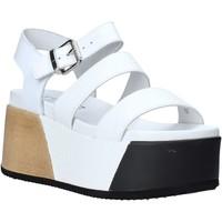 Schuhe Damen Sandalen / Sandaletten Cult CLE104335 Weiß