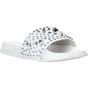 Schuhe Damen Pantoletten Cult CLE104415 Weiß