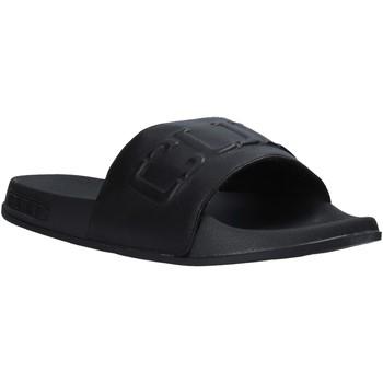 Schuhe Herren Pantoletten Cult CLE104416 Schwarz