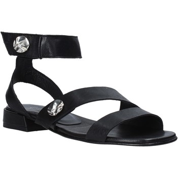 Schuhe Damen Sandalen / Sandaletten Mally 6825 Schwarz