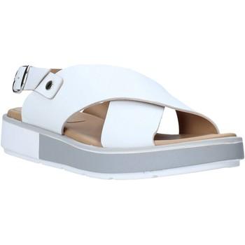 Schuhe Damen Sandalen / Sandaletten Mally 6803 Weiß