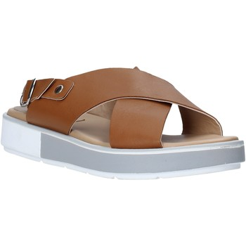 Schuhe Damen Sandalen / Sandaletten Mally 6803 Braun