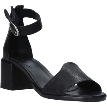 Schuhe Damen Sandalen / Sandaletten Mally 6866G Schwarz