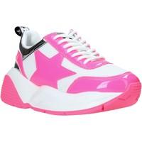 Schuhe Damen Sneaker Low Shop Art SA020044 Rosa