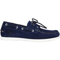 Schuhe Herren Bootsschuhe Docksteps DSE106355 Blau