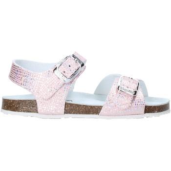 Schuhe Mädchen Sandalen / Sandaletten Grunland SB0812 Rosa