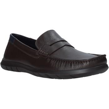 Schuhe Herren Slipper Impronte IM01080A Braun