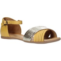 Schuhe Damen Sandalen / Sandaletten Bueno Shoes N0734 Gelb