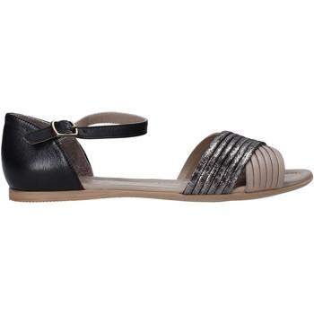Schuhe Damen Sandalen / Sandaletten Bueno Shoes N0734 Schwarz