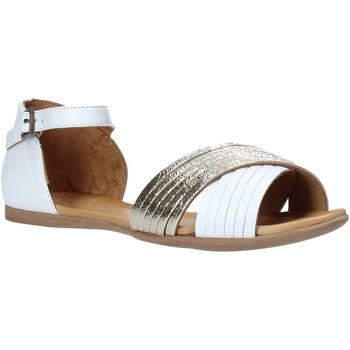 Schuhe Damen Sandalen / Sandaletten Bueno Shoes N0734 Weiß