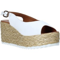 Schuhe Damen Sandalen / Sandaletten Bueno Shoes N3603 Weiß