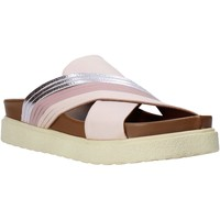 Schuhe Damen Pantoffel Bueno Shoes CM2206 Rosa