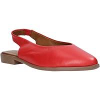 Schuhe Damen Sandalen / Sandaletten Bueno Shoes N0102 Rot
