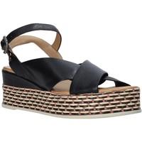 Schuhe Damen Sandalen / Sandaletten Bueno Shoes Q5901 Schwarz