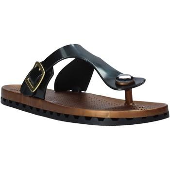 Schuhe Damen Sandalen / Sandaletten Sensi 4050/P Schwarz