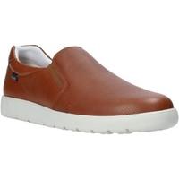 Schuhe Herren Slip on CallagHan 43701 Braun