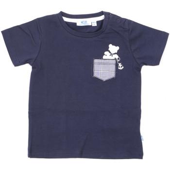 Kleidung Kinder T-Shirts Melby 20E5070 Blau