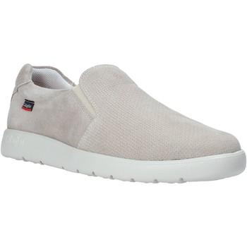 Schuhe Herren Slip on CallagHan 43701 Grau