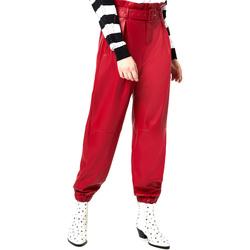 Kleidung Damen Chinohosen Liu Jo WA0276 E0392 Rot