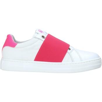 Schuhe Mädchen Sneaker Low Naturino 2012540 01 Weiß