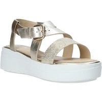 Schuhe Damen Sandalen / Sandaletten Impronte IL01524A Gold