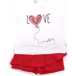 Kleidung Mädchen Kleider & Outfits Melby 20L7001 Rot