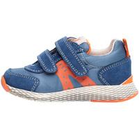 Schuhe Kinder Sneaker Low Naturino 2014902 01 Blau