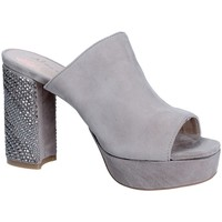 Schuhe Damen Pantoffel Alma En Pena V18256 Grau