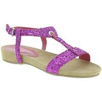 Schuhe Damen Sandalen / Sandaletten Mally 4681 Rosa