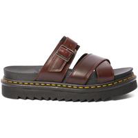 Schuhe Damen Sandalen / Sandaletten Dr Martens DMSRYKCHBR24515211 Braun