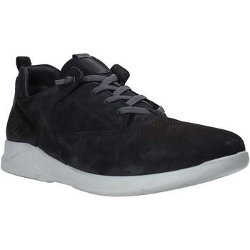 Schuhe Herren Sneaker Low Grunland SC2687 Schwarz