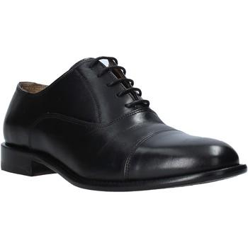Schuhe Herren Derby-Schuhe Rogers 1002_5 Schwarz